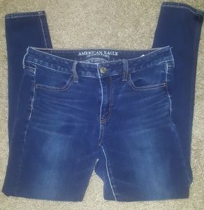 American Eagle jegging size 10 regular